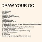 Decided to do this... send me a number? by StarZCandy03