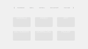 Clean Startpage by mm-t