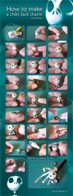 How to make a chibi jack charm by caithness155