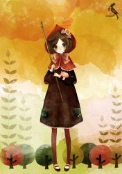 Little Red Riding Hood by glass-dolly