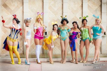 Playboy Disney by Shattered-Song