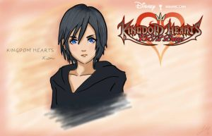 Kingdom Hearts 358/2 Days XION by DollMarionette