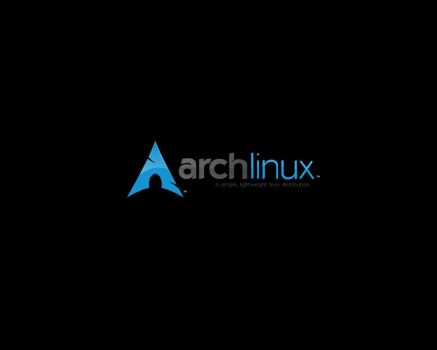 Archlinux wallpaper by platinummonkey