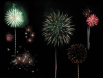 Fireworks Premade IMG 1296 by WDWParksGal-Stock