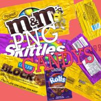 PNG CANDYS by Letterbomb21