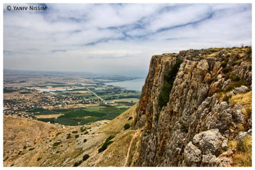 Mt Arbel by ynissim