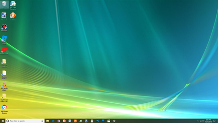 Windows Vista Theme for Windows 10 by Neopets2012
