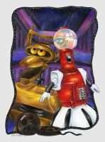Robot Roll Call by themelville by mst3k