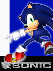 Melee: Sonic by Mach-7