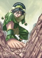 Toph :) by SergChayote