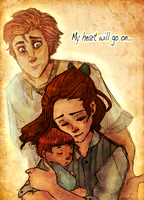 Wherever you are...-spoilers- by HennaFaunway