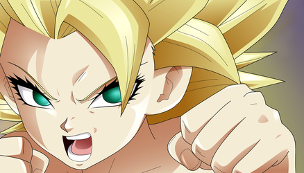 Caulifla to the Max by kmbmcrmy