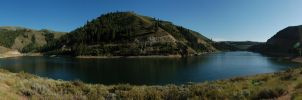 Anderson Ranch Reservoir 2 by eRality