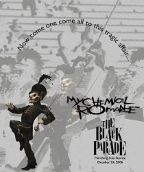 Black Parade AD by cavygirl