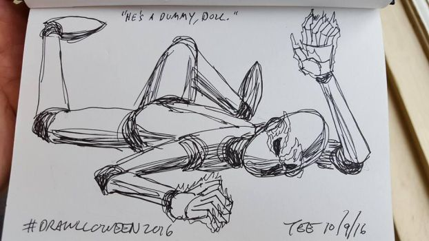 9 He's a Dummy Doll by Thastygliax