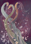 Tentacle Love by Starsong-Studio
