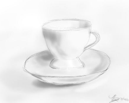 Still Life - Cup by Copjones1994