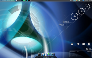 3Ddesktop :Linux is not vista by lieshamza