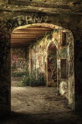 HDR Old Winery2 by RichardjJones