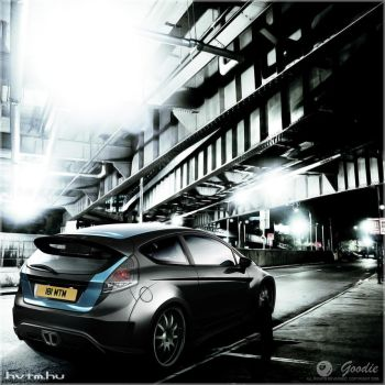Ford Fiesta by GoodieDesign