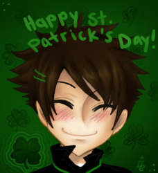 Happy St. Patrick's Day by ImperfectEclipse