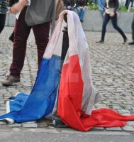 french ensign by LittleCuteWitch