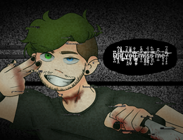 Antisepticeye by Celestial-princess02