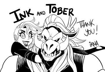 Ink_and_Tober by ChicaG