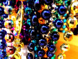 Hanging Beads by mariposakisses25