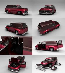 Vapid Slamvan by Bloodstability