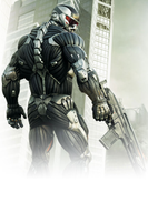 Crysis 2 iPhone Wallpaper by Dseo