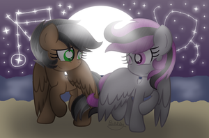 Always And Forever by Bubbly-Storm
