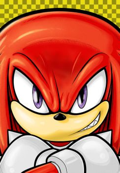 Knuckles by Thuddleston