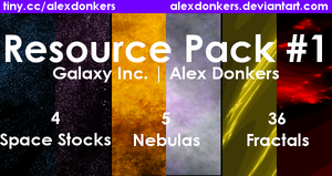 Resource Pack 1 by AlexDonkers