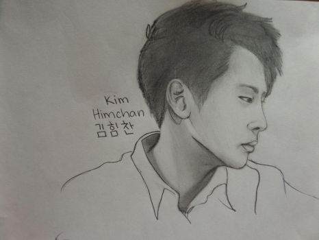 B.A.P Kim Himchan by Midnight-Spectrum