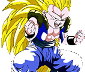 Gotenks Stand by pauldelg