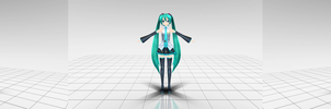 [MMD] New Miku Like Project Diva F (PDF) DL by martinnx