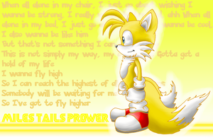 Tails wallpaper by shadowhatesomochao