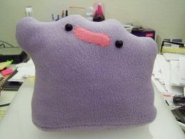 Ditto Plush by Izaart