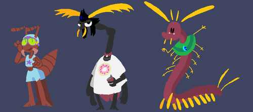 Bug Adopts (closed) by JuiceMarket