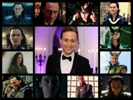 Thomas William Hiddleston as Loki Laufeyson by Londonexpofan