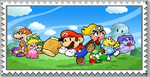 Paper Mario The Thousand Year Door Stamp by CristianDarkraDx2496