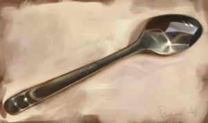 spoon by olga-kk