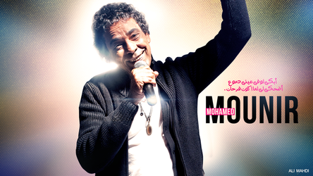 Mounir by alimahdi2993