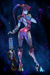 Widowmaker by Smolb