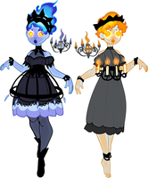 Chandelure Adopts [CLOSED] by Death2Eden