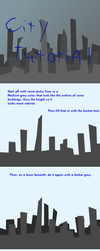 City Skyline Tutorial by BlueishRai
