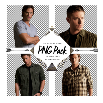 Supernatural PNGs  1 by cova20