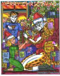A Gold Digger Christmas by Lonzo1