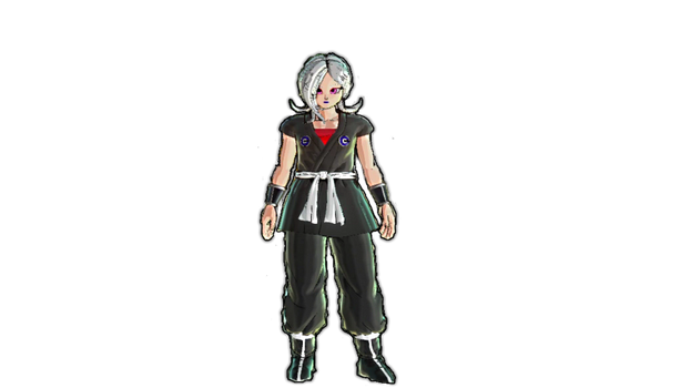 My Dragonball Xenoverse 2 Open Beta Character V.3 by Perfectdranzer